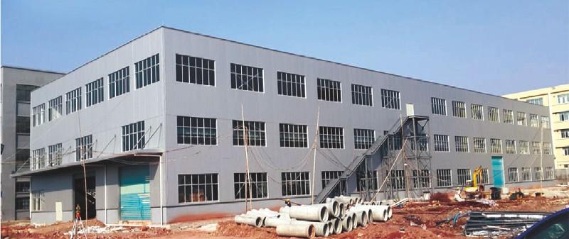 多层厂房工程