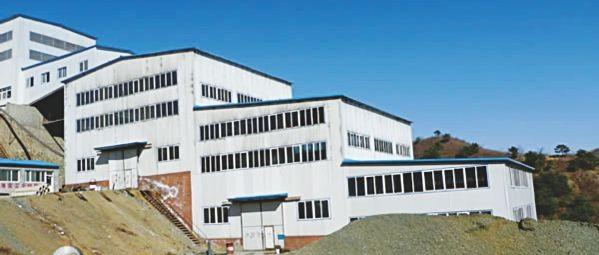 阶梯厂房-工业厂房