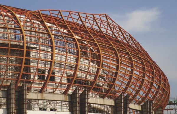 异型结构-大型场馆