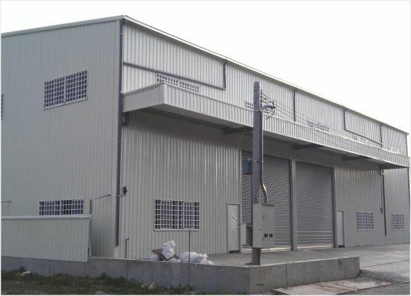 库房-工业厂房