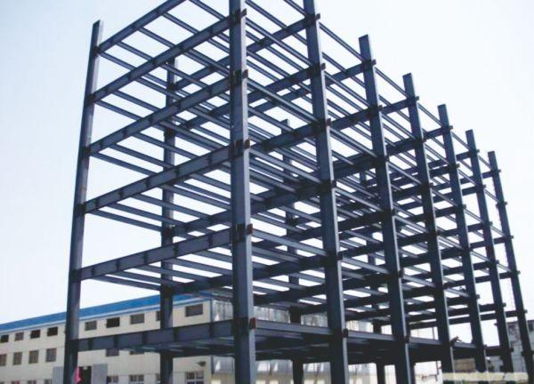 框架结构厂房-工业厂房