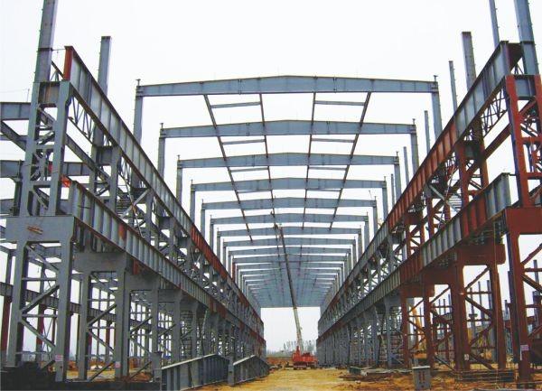 大吨位重型厂房-工业厂房